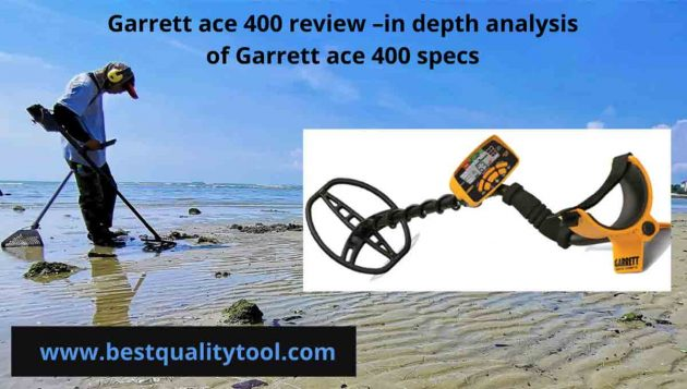garrett-ace-400-review review