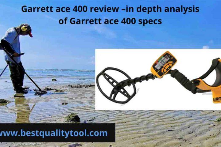 garrett-ace-400-review review