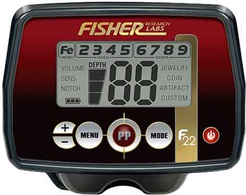 Fisher F22 Review: Great features