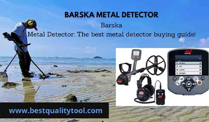Barska Metal Detectormight be the best metal detectors in the marketplace..
