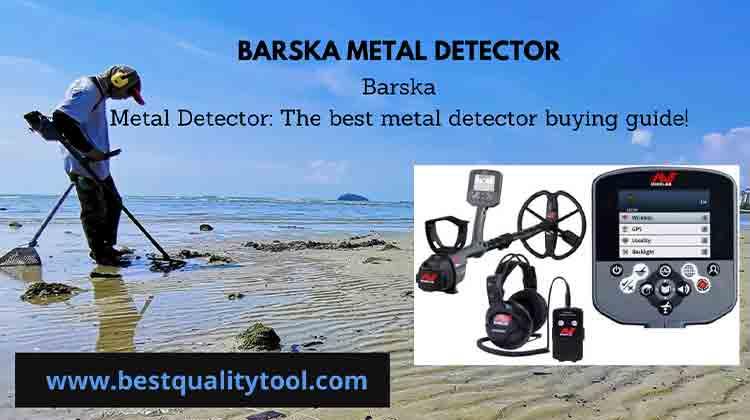 Barska Metal Detectormight be the best metal detectors in the marketplace..