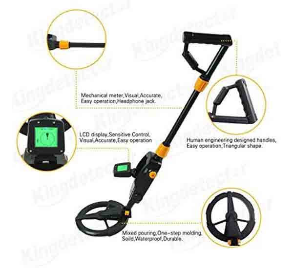 Barska Metal Detector has very much needed features which will help you more.