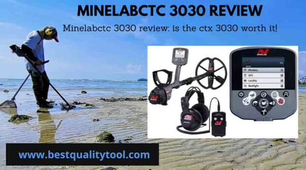By reading Minelabctx 3030 review article you can understand why this is different from other metal detectors and what are the features of this metal detector.