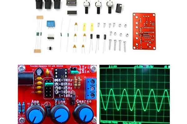 Davitu DIY Electronic Kits