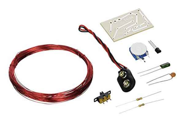 Elenco K-26 Metal Detector Soldering Kit