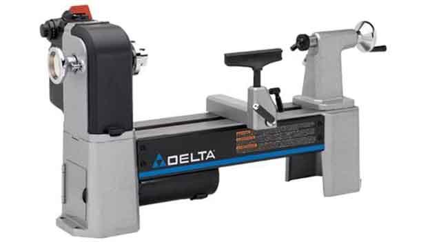 Delta 46-460: Alternative for Jet 1221VS is the best beginner wood lathe.