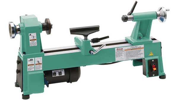 Grizzly Industrial H8259 is one of the best Mini Wood Lathe