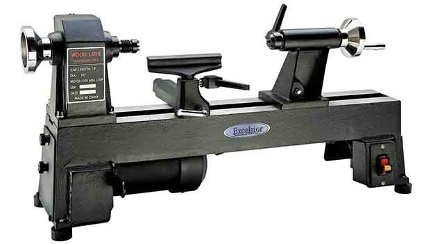 Excelsior 5 Speed Mini Lathe is the best beginner wood lathe.