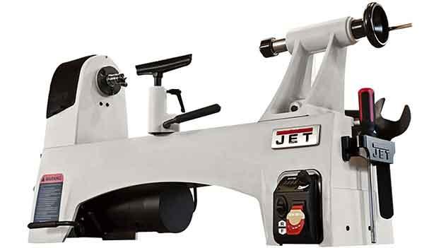 Jet JWL-1221VS: Best Beginner Midi Lathe is the best beginner wood lathe.