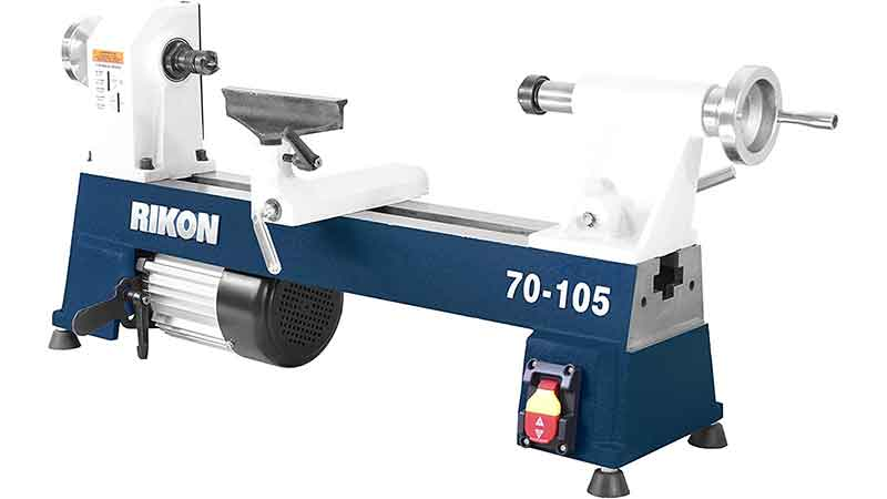 RIKON 70-105 Mini lathe is one of the best Mini Wood Lathe