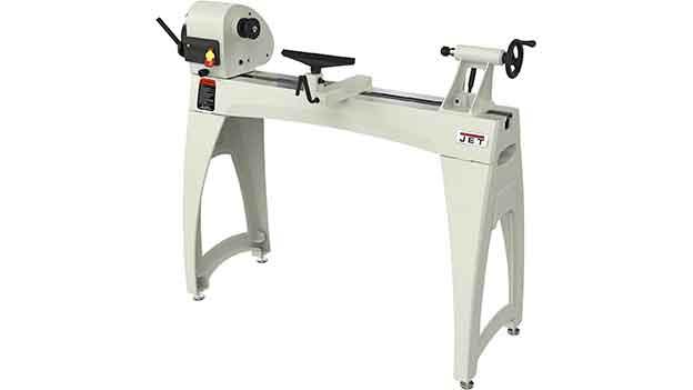 Jet JWL-1440VSK: Alternative for LegunaRevo 1836 is the best beginner wood lathe.