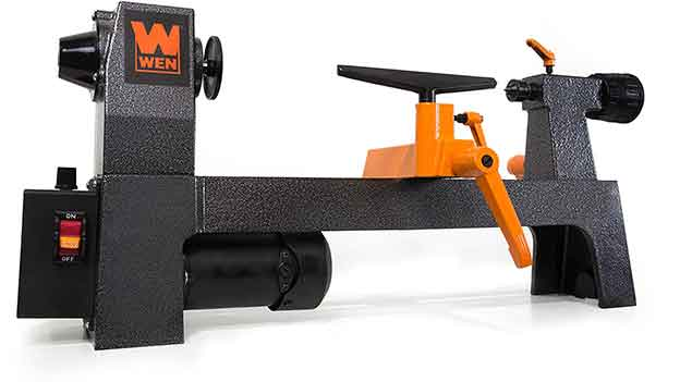 WEN 3421 Variable Speed: Best For Low Budget is the best beginner wood lathe.