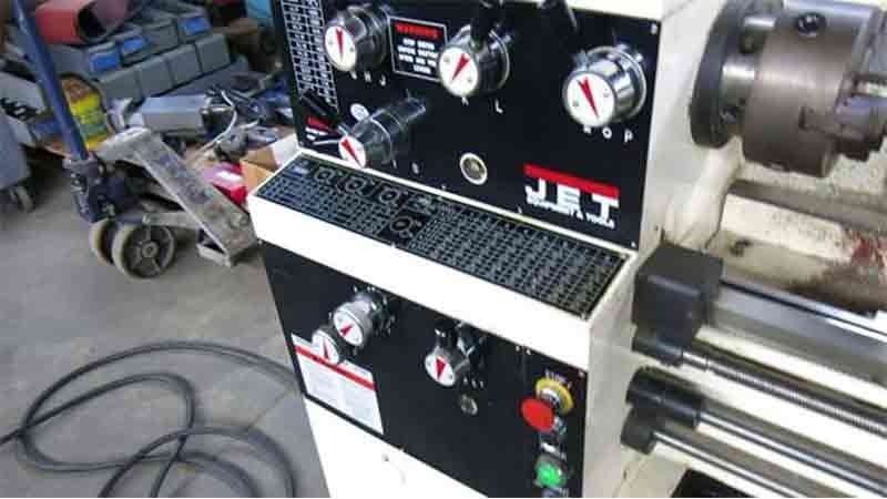 Jet 1440 lathe review will tell you everything about this jet jwl-1440vsk.
