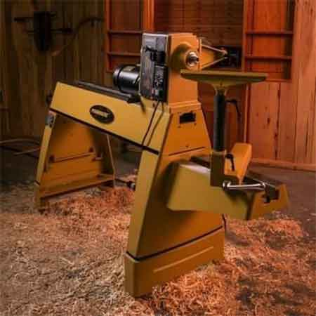 Best powermatic lathe buying guide will come very handy. Powermatic 4224b wood lathe is one of the best!