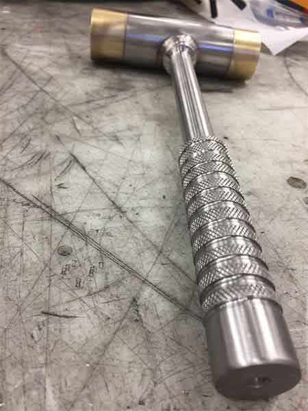 If you want to know things to make on a metal lathe then this article will help you more.